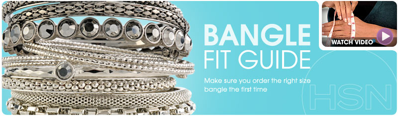 BANGLE FIT GUIDE