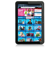 HSN APP for Android Tablet