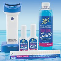 South Beach Smile Tooth Whitening Light System