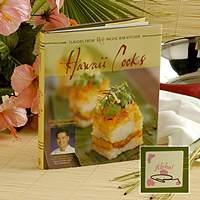 Hawaii Cooks Autographed Cookbook by Roy Yamaguchi
