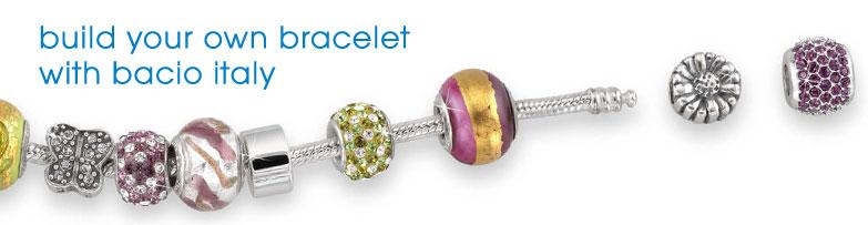 Bacio Build Your Own Bracelet