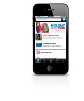 HSN App for iPhone